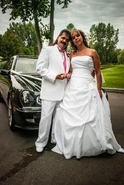 Wedding and Luxury Car