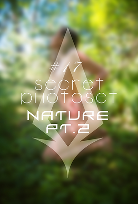 Secret Photoset #17 - Nature Pt.2 (Digital PDF)