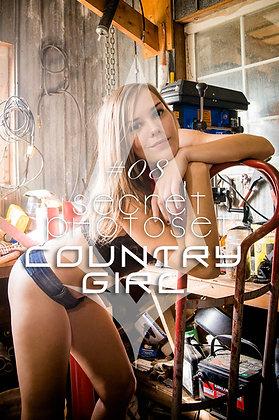 Secret Photoset #08 - Country Girl (Digital PDF)
