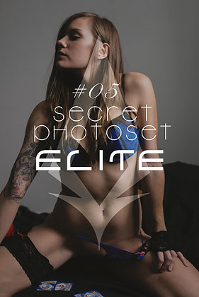Secret Photoset #05 - Elite (Digital PDF)