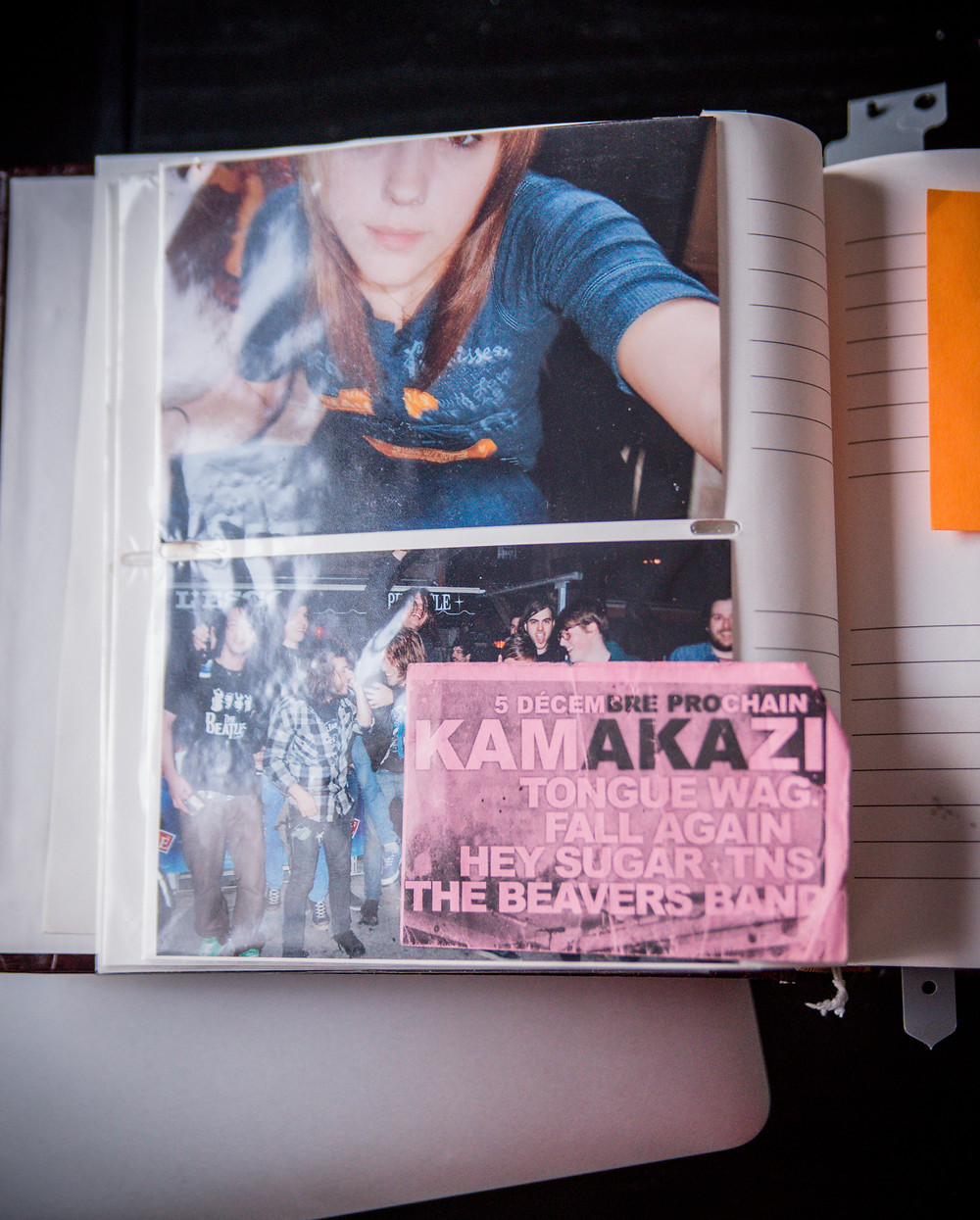 old pictures of me - photograph of friends - Kamikazi Hey Sugar TNS first bands I shot