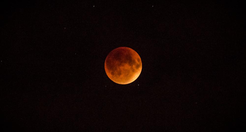 super moon photo - 2014