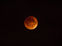 SuperMoon - Total Eclipse