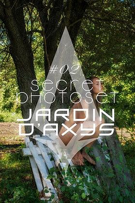 Secret Photoset #02 - Garden of Axys (Digital PDF)