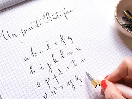 Qu'est-ce que la calligraphie ?