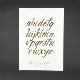 Affiche La Pigalle