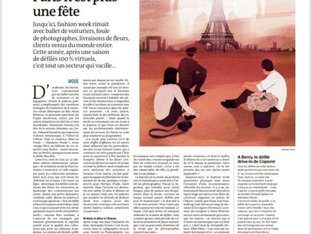 La plumographe témoigne pour Le Monde
