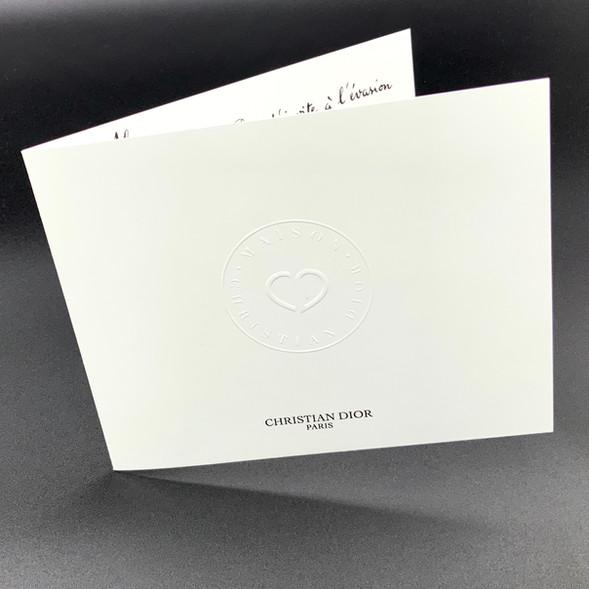 Mailing Parfums Christian Dior