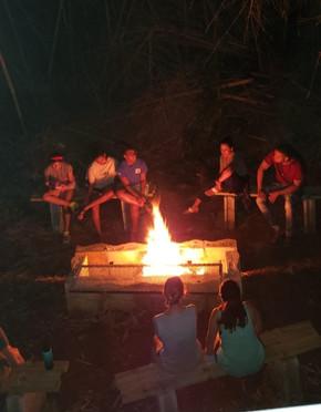 Campfire Up