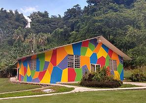 Campamento El Guacio Salón Actividades.j