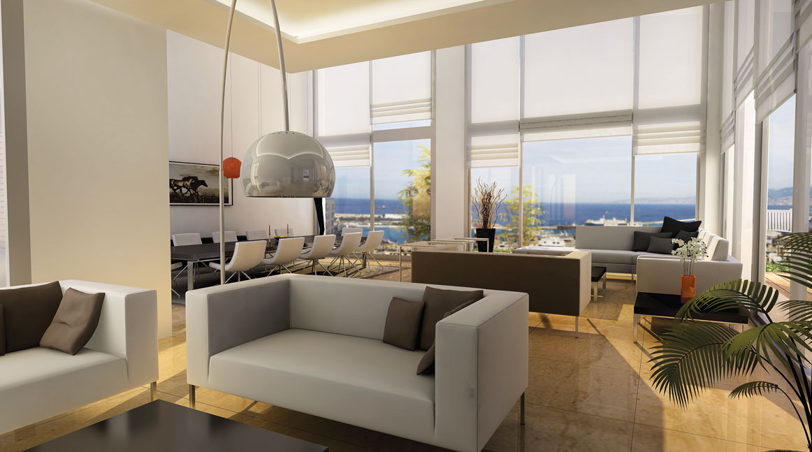 13 Penthouse living