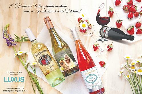 Vinhos e Espumantes Personalizados