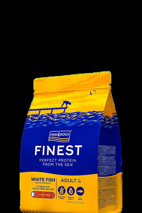 Fish4Dogs Finest 深海魚成犬配方(大粒) 1.5kg/6kg/12kg
