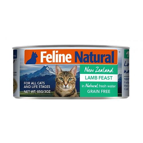 Feline Natural 羊肉盛宴 85g/170g