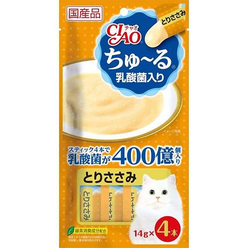 CIAO  雞肉醬(乳酸菌)(14g x4)
