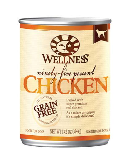 美國 無穀物純鮮雞肉 13.2oz