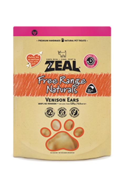 Zeal 紐西蘭天然鹿耳 125g