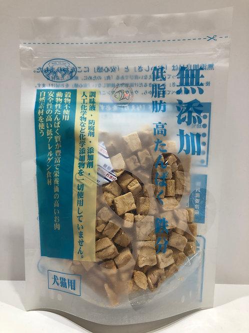 日本 冷凍脱水三文魚粒 60g /400g