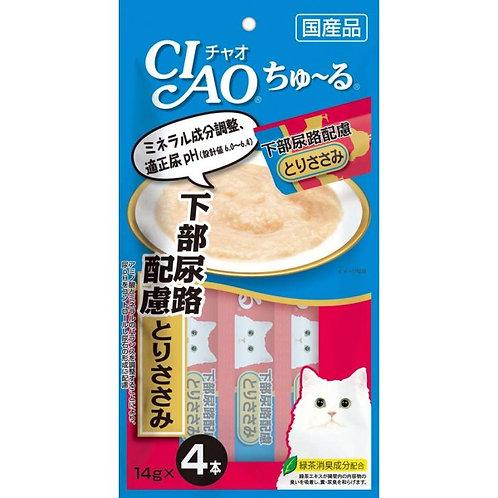 CIAO 雞肉醬(防尿石)(14g x4)