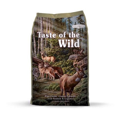 美國 無穀物鹿肉+鷹嘴豆配方 全犬 2/13kg