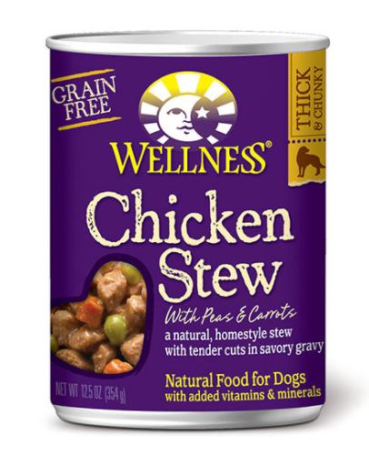 美國 無穀物鮮汁燴雞 12.5oz