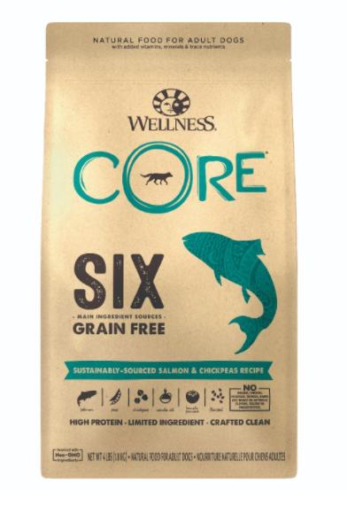 美國 無穀物三文魚單一蛋白質抗敏配方 4lb
