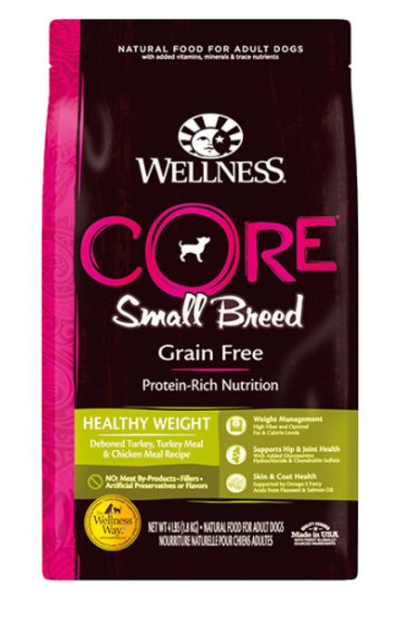 美國 無穀減肥配方 小型犬 4lb