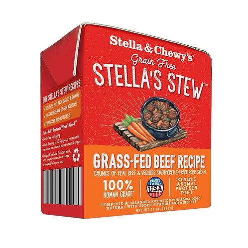 美國 慢煮單一材料燉肉系列 燉草飼牛肉 11oz