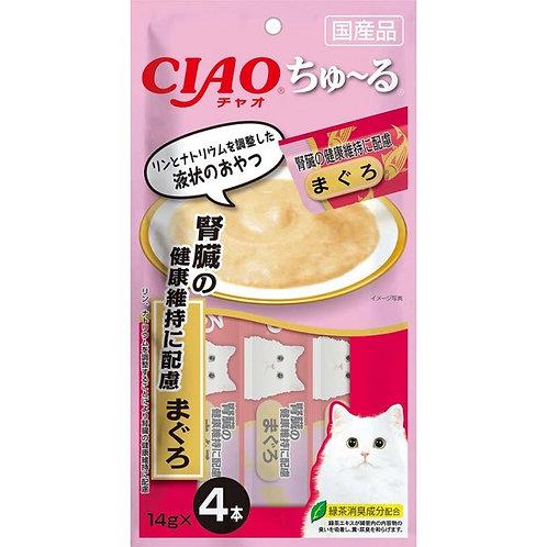 CIAO 吞拿魚醬 (腎臟健康維持)(14g x4)