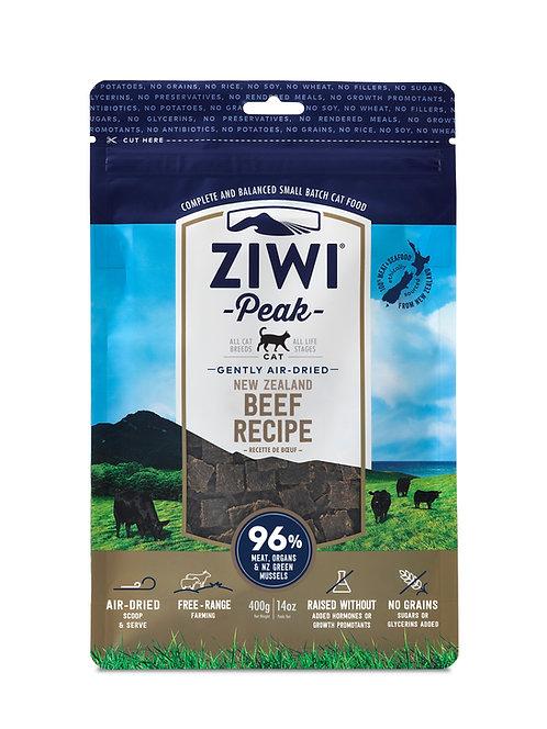 紐西蘭 無穀物 風乾牛肉配方 400g/ 1kg