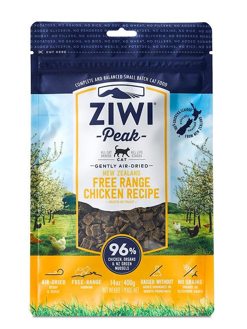 紐西蘭 無穀物 風乾放養雞配方 400g/ 1kg