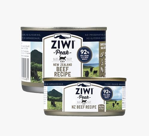 紐西蘭 牛肉配方罐頭 3oz/ 6.5oz