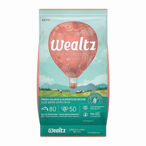 Wealtz 三文魚、超級食物 – 全犬配方 6kg