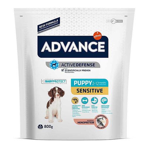 ADVANCE特殊護理幼犬糧 – 過敏護理 0.8KG(適合2至12個月之幼犬)
