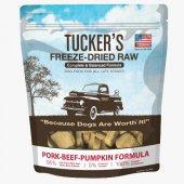 Tuckers 凍乾脫水 豬肉牛南瓜配方 14oz