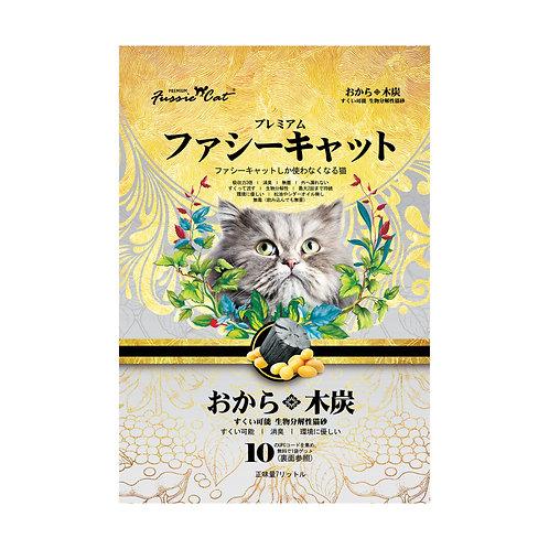 Fussie Cat 高竇貓 – 活性炭豆腐砂 7L