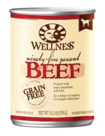 美國 無穀物純鮮牛肉 13.2oz