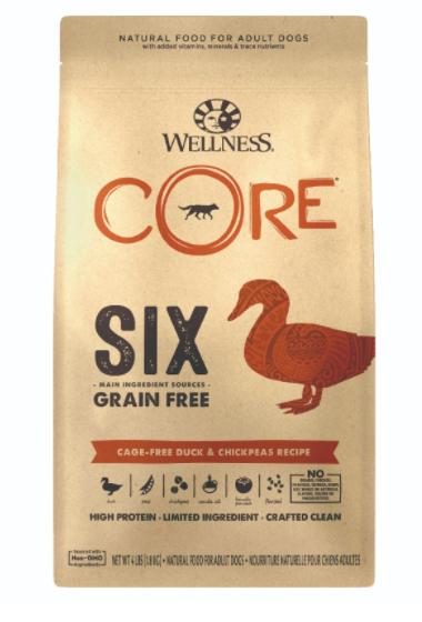 美國 無穀物鴨肉單一蛋白質抗敏配方 4lb