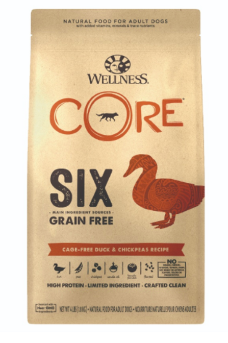 美國 無穀物鴨肉單一蛋白質抗敏配方 22lb