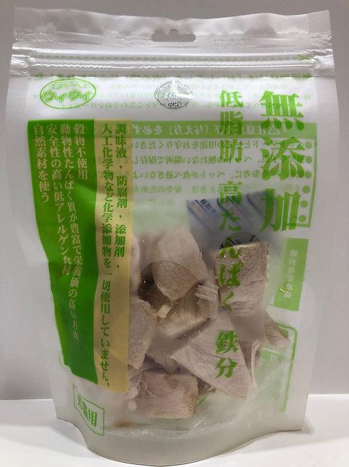 日本 冷凍脱水鴨肉塊 70g