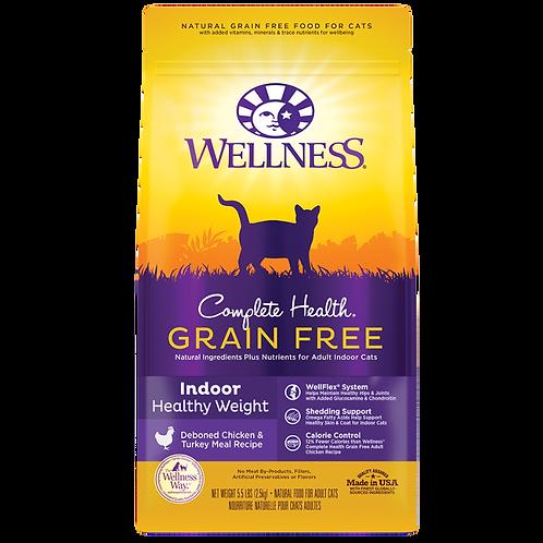 美國 無穀物體重管理低卡健康(新鮮雞肉)配方 成貓 5lb8oz
