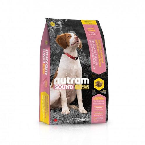 NUTRAM紐頓 NT-S2 幼犬配方狗糧 2kg/11.4kg