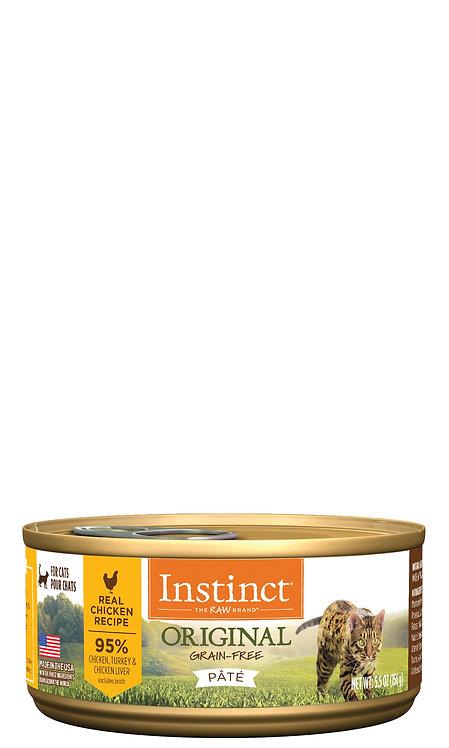 NATURE'S VARIETY INSTINCT  無穀物 雞肉 貓罐頭 3oz/5.5oz