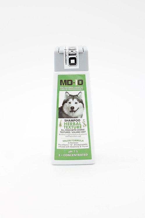 MD10 犬用草本質感洗毛液 300ml /750ml /2L