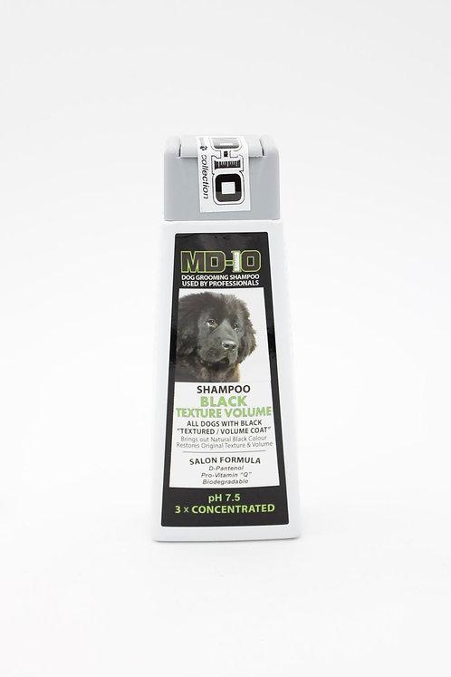MD10 犬用黑色豐盈質感洗毛液 300ml /750ml /2L