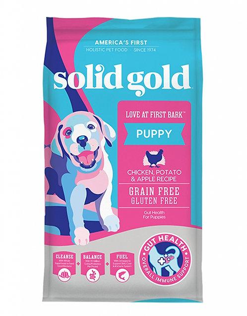 SOLID GOLD 素力高 無穀物 幼犬雞肉 乾狗糧 4lb/ 24lb
