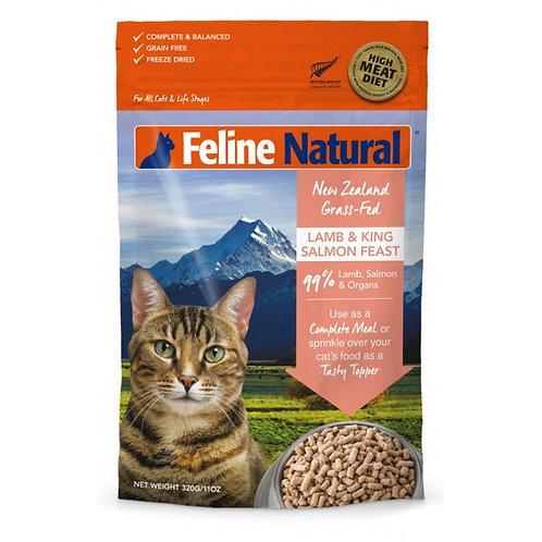 Feline Natural  羊肉三文魚盛宴 320g