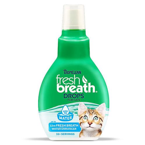 Tropiclean 天然清新口氣超濃縮點滴﹙貓咪專用﹚50ml
