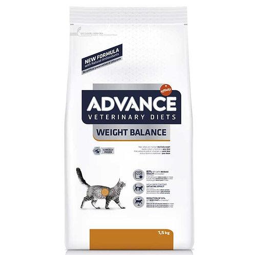 ADVANCE處方貓糧 – 減肥專用 1.5KG
