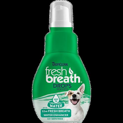 Tropiclean 超濃縮天然潔齒點滴﹙狗狗專用﹚ 50ml